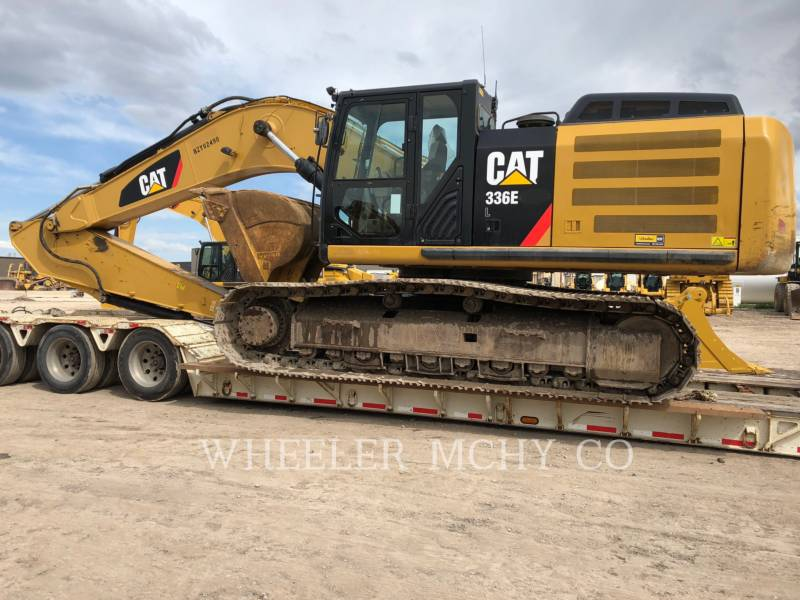 Caterpillar EXCAVATOARE PE ŞENILE 336E L equipment  photo 1