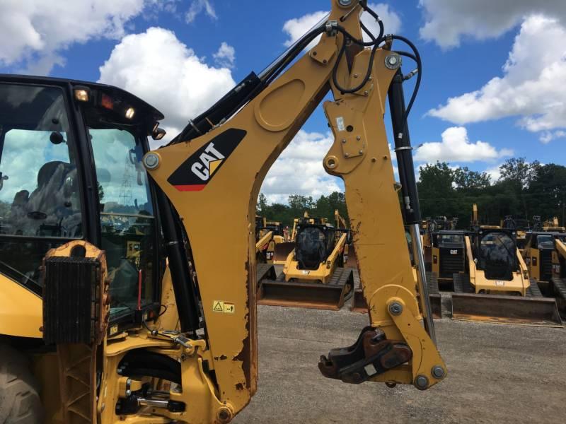 CATERPILLAR RETROEXCAVADORAS CARGADORAS 420FST equipment  photo 19