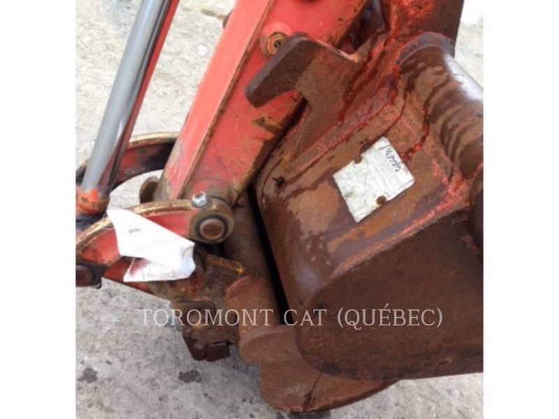 KUBOTA CORPORATION トラック油圧ショベル U17 equipment  photo 17