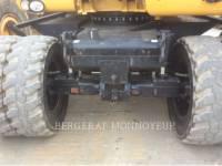CATERPILLAR ESCAVATORI GOMMATI M313D equipment  photo 15