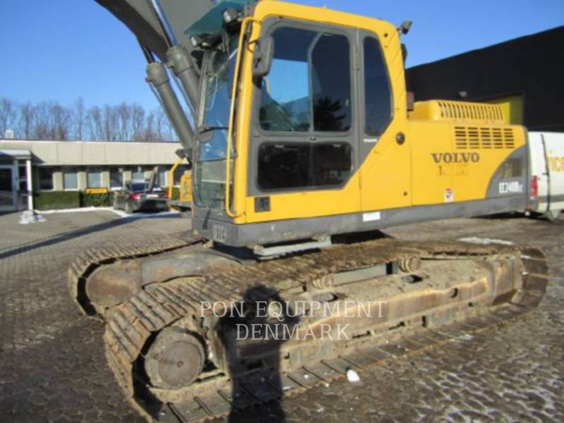 VOLVO CONSTRUCTION EQUIPMENT TRACK EXCAVATORS EC240BLC equipment  photo 18