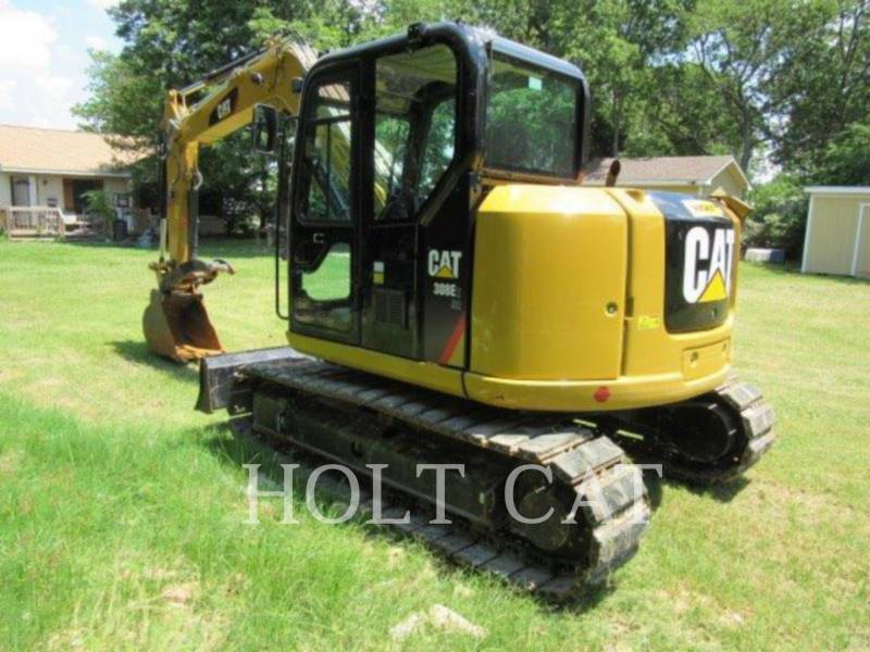 CATERPILLAR KOPARKI GĄSIENICOWE 308ECR SBX equipment  photo 3