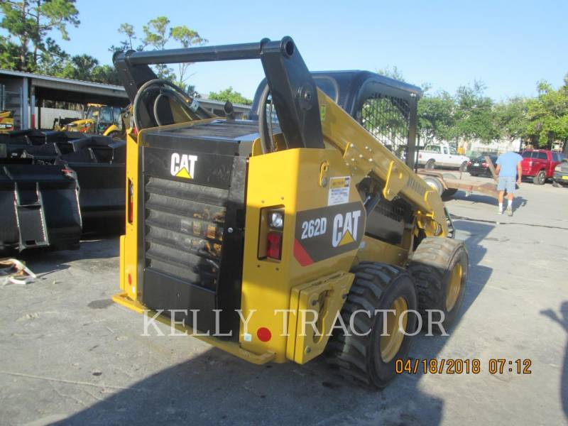 CATERPILLAR 滑移转向装载机 262D equipment  photo 3