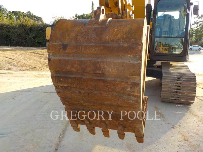 CATERPILLAR TRACK EXCAVATORS 323F L equipment  photo 21