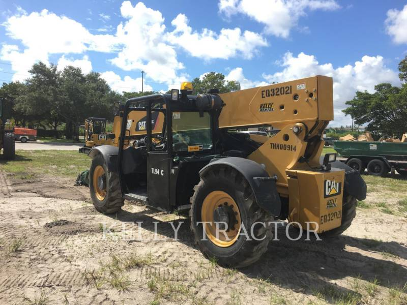 Caterpillar STIVUITOR TELESCOPIC TL943C equipment  photo 3