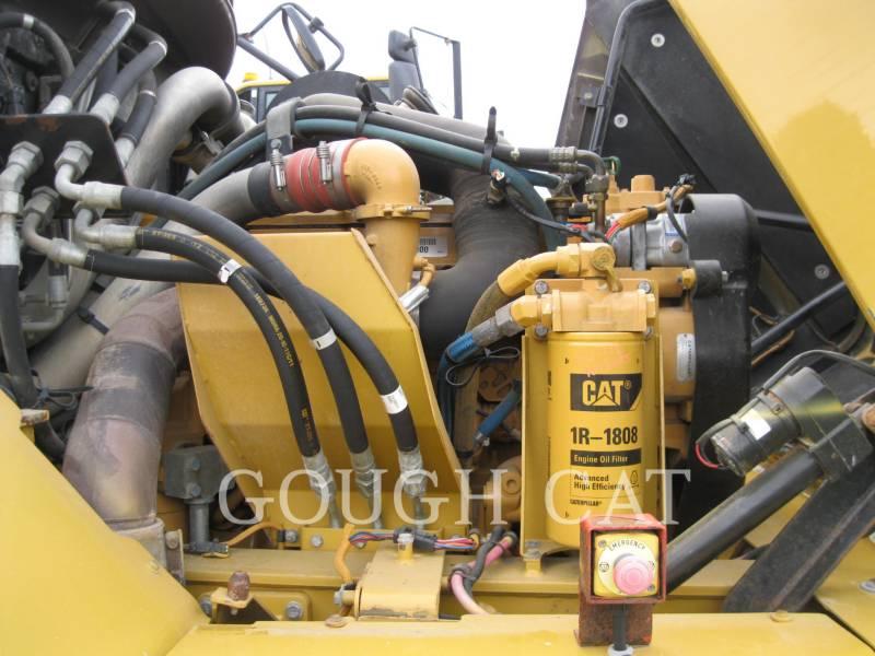 CATERPILLAR KNICKGELENKTE MULDENKIPPER 730 equipment  photo 10