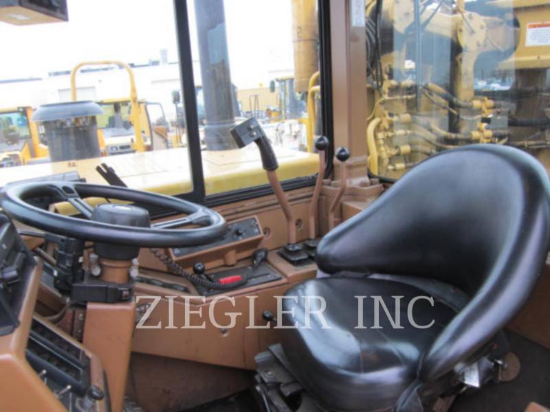 CATERPILLAR WHEEL TRACTOR SCRAPERS 637EII equipment  photo 7