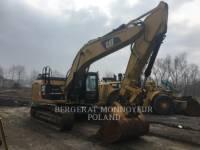 CATERPILLAR KETTEN-HYDRAULIKBAGGER 329E LN equipment  photo 2