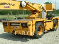 Equipment photo BRODERSON CRANE IC250-C3 GRU 1