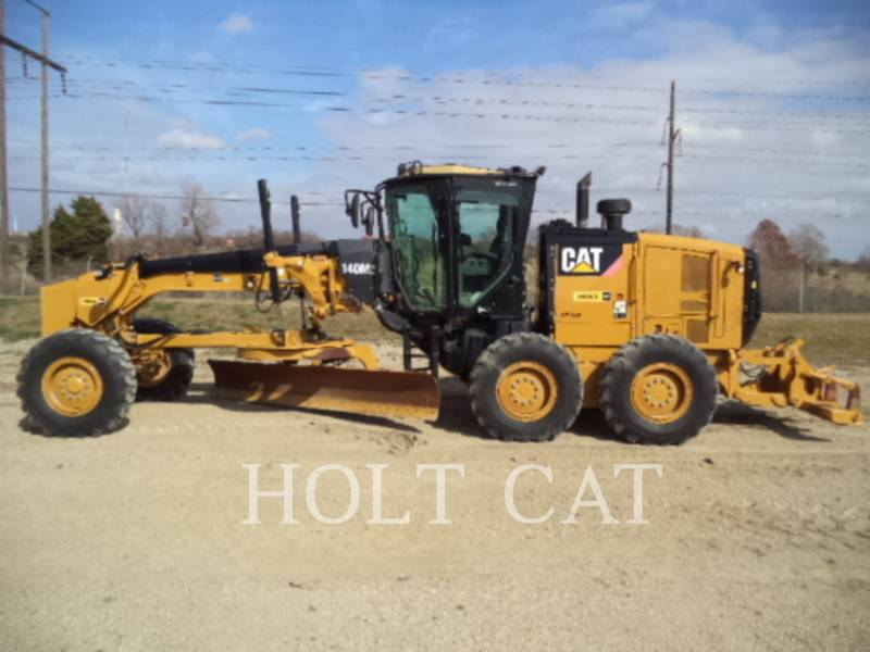 CATERPILLAR MOTORGRADER 140M2 GOV equipment  photo 1