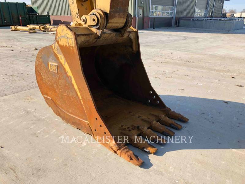 CATERPILLAR KETTEN-HYDRAULIKBAGGER 336EL equipment  photo 18