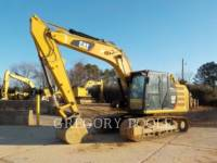 Equipment photo CATERPILLAR 316E L TRACK EXCAVATORS 1