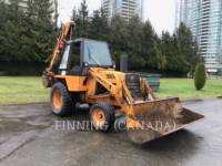 Equipment photo CASE 580C BACKHOE LOADERS 1