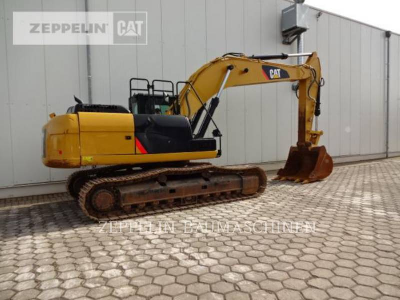 CATERPILLAR EXCAVADORAS DE CADENAS 330D2L equipment  photo 4