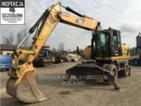 CATERPILLAR EXCAVADORAS DE RUEDAS M315D equipment  photo 1