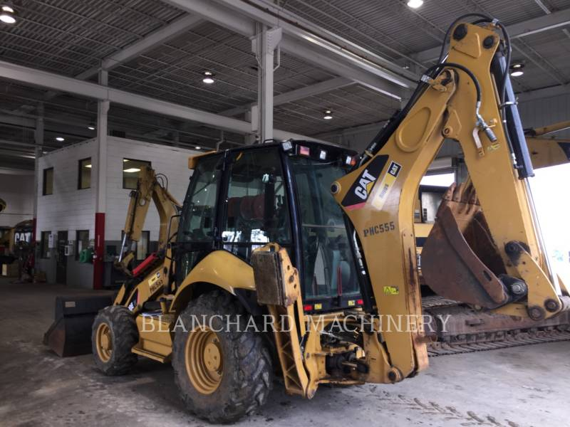 CATERPILLAR RETROEXCAVADORAS CARGADORAS 420EIT equipment  photo 2