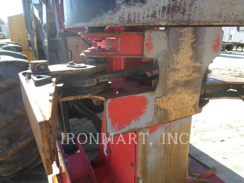 CATERPILLAR FORESTRY - FELLER BUNCHERS - WHEEL 563C equipment  photo 13