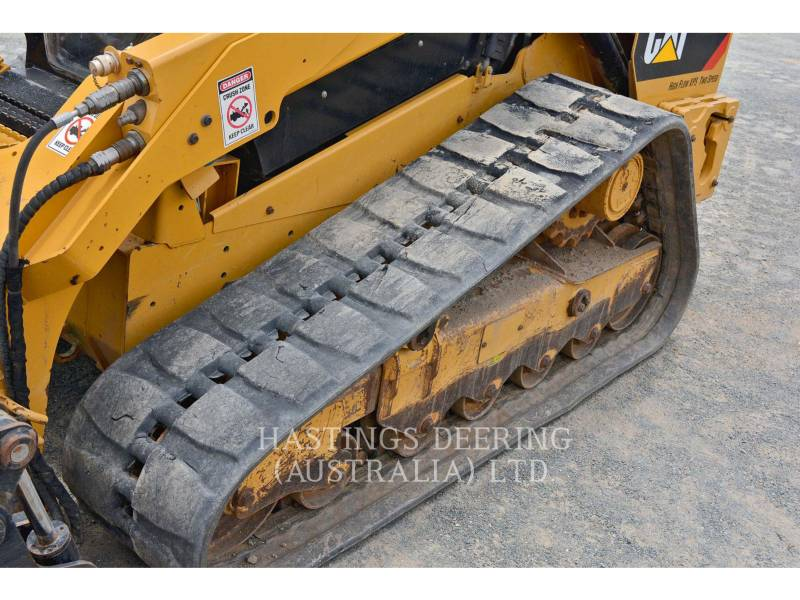 CATERPILLAR UNIWERSALNE ŁADOWARKI 299D equipment  photo 10