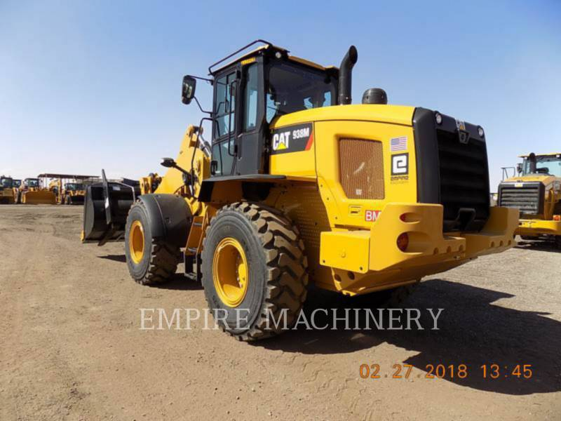CATERPILLAR CARGADORES DE RUEDAS 938M equipment  photo 3