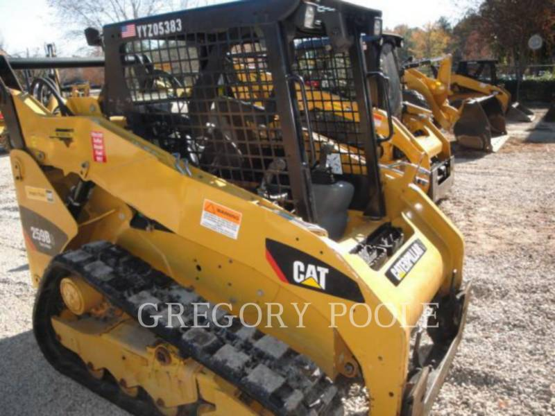 CATERPILLAR DELTALADER 259B3 equipment  photo 16