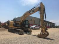 CATERPILLAR TRACK EXCAVATORS 320EL TC equipment  photo 4