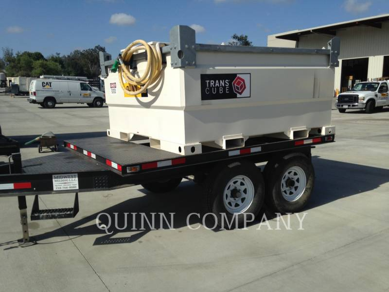 MISCELLANEOUS MFGRS TRAILERS TRANSCUBE 40TCG equipment  photo 1
