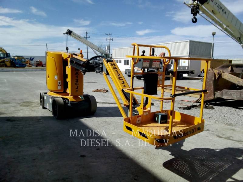 HAULOTTE LEVANTAMIENTO - PLUMA HA12 CJ equipment  photo 1