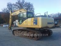 KOMATSU KOPARKI GĄSIENICOWE PC210 equipment  photo 9