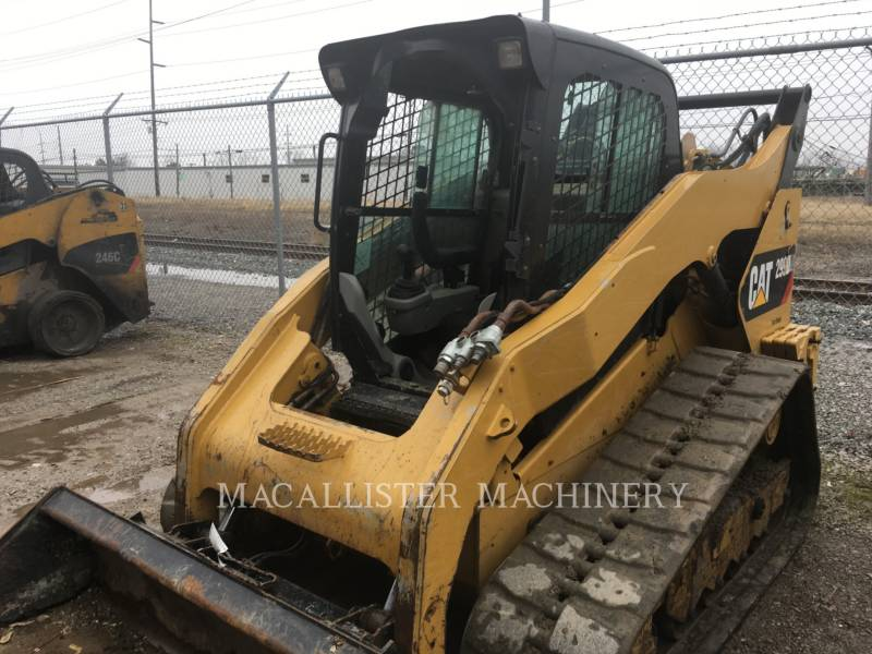 CATERPILLAR CARREGADEIRAS TODO TERRENO 299D equipment  photo 1