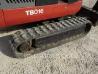 TAKEUCHI MFG. CO. LTD. TRACK EXCAVATORS TB016 equipment  photo 21
