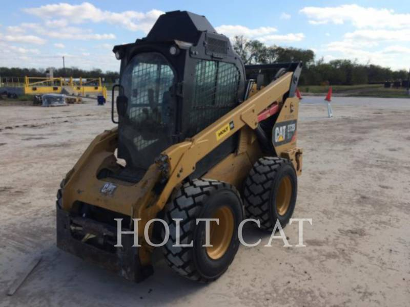 CATERPILLAR SKID STEER LOADERS 272D XHP equipment  photo 1
