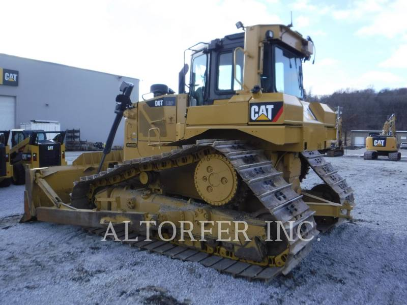 CATERPILLAR TRACTORES DE CADENAS D6T LGP equipment  photo 7