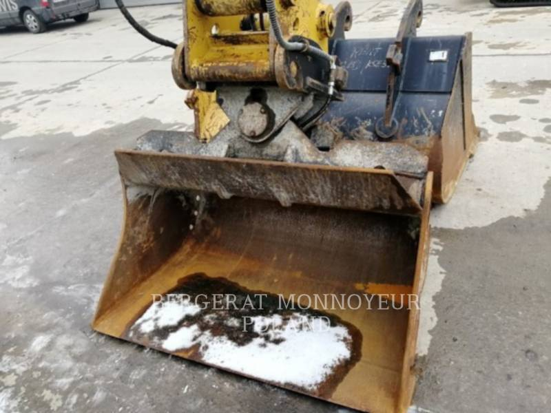 CATERPILLAR ホイール油圧ショベル M315D equipment  photo 6
