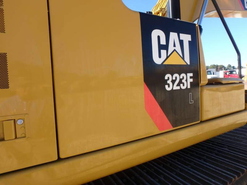 Caterpillar EXCAVATOARE PE ŞENILE 323FL equipment  photo 20