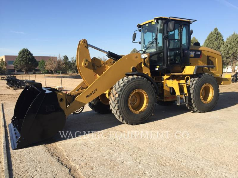 CATERPILLAR WHEEL LOADERS/INTEGRATED TOOLCARRIERS 924K FCHL equipment  photo 1