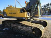 VOLVO CONSTRUCTION EQUIPMENT PELLES SUR CHAINES EC240BLC equipment  photo 7