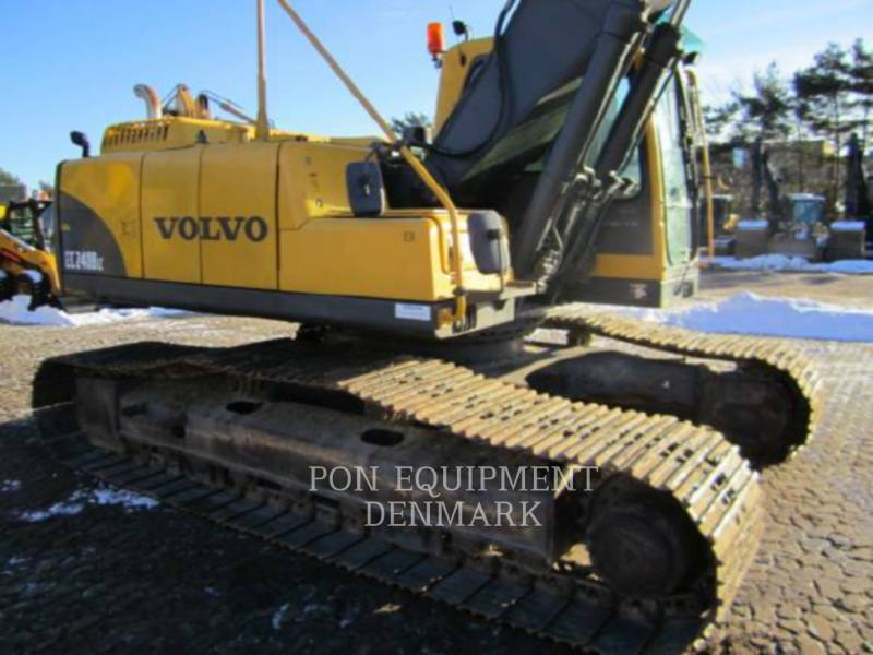 VOLVO CONSTRUCTION EQUIPMENT TRACK EXCAVATORS EC240BLC equipment  photo 10