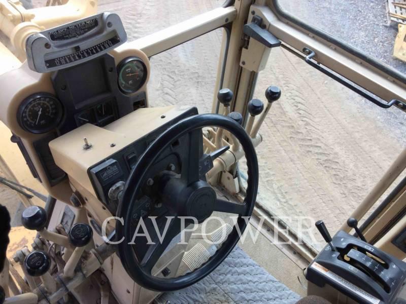 CATERPILLAR モータグレーダ 120HNA equipment  photo 15