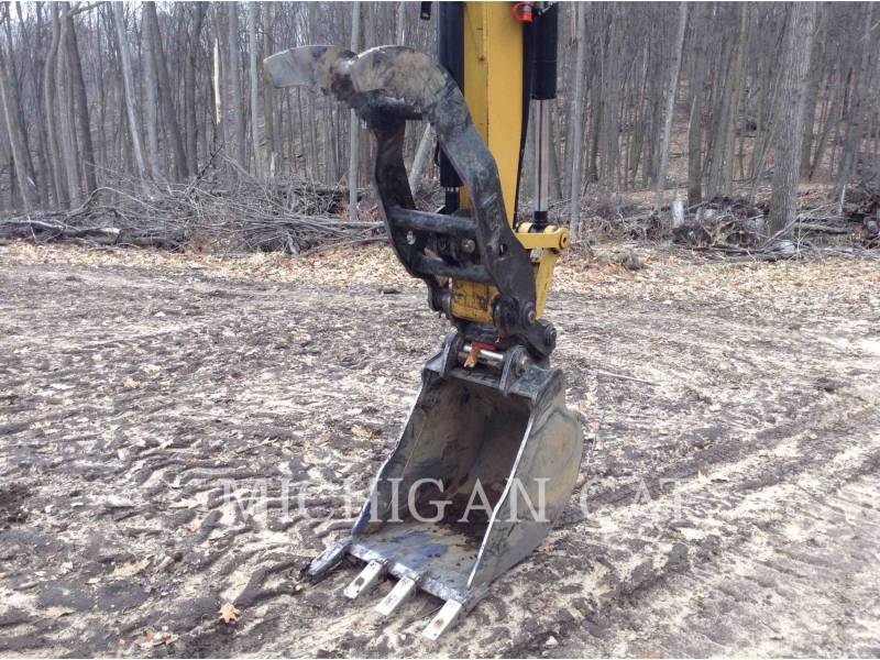 CATERPILLAR TRACK EXCAVATORS 308E2 TQ+ equipment  photo 18