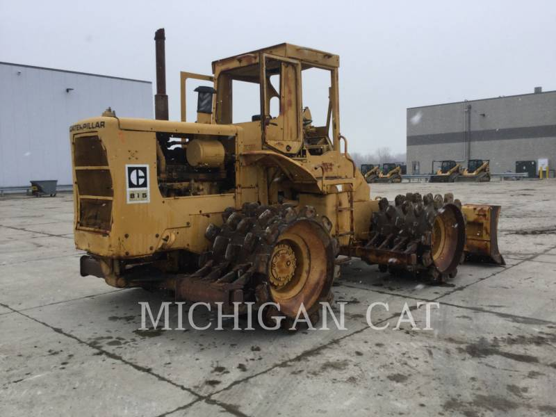 CATERPILLAR COMPACTADORES 816 equipment  photo 3