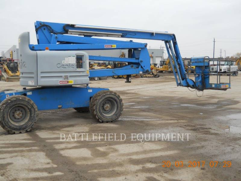 GENIE INDUSTRIES LEVANTAMIENTO - PLUMA Z60/34 equipment  photo 1