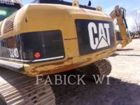 CATERPILLAR TRACK EXCAVATORS 324DL equipment  photo 4