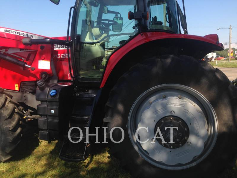 AGCO-MASSEY FERGUSON AG TRACTORS MF7620 equipment  photo 2