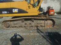 CATERPILLAR KETTEN-HYDRAULIKBAGGER 323D equipment  photo 4