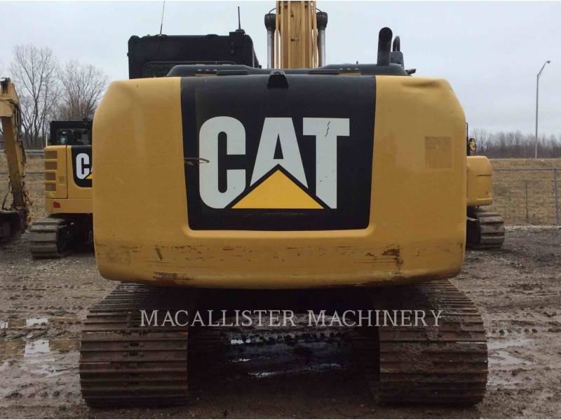 CATERPILLAR TRACK EXCAVATORS 312E equipment  photo 22