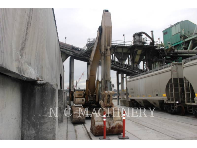 CATERPILLAR KETTEN-HYDRAULIKBAGGER 330CL equipment  photo 3