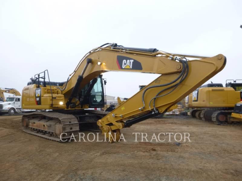 Caterpillar EXCAVATOARE PE ŞENILE 336FL QC equipment  photo 5