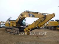 CATERPILLAR PELLES SUR CHAINES 336FL QC equipment  photo 5