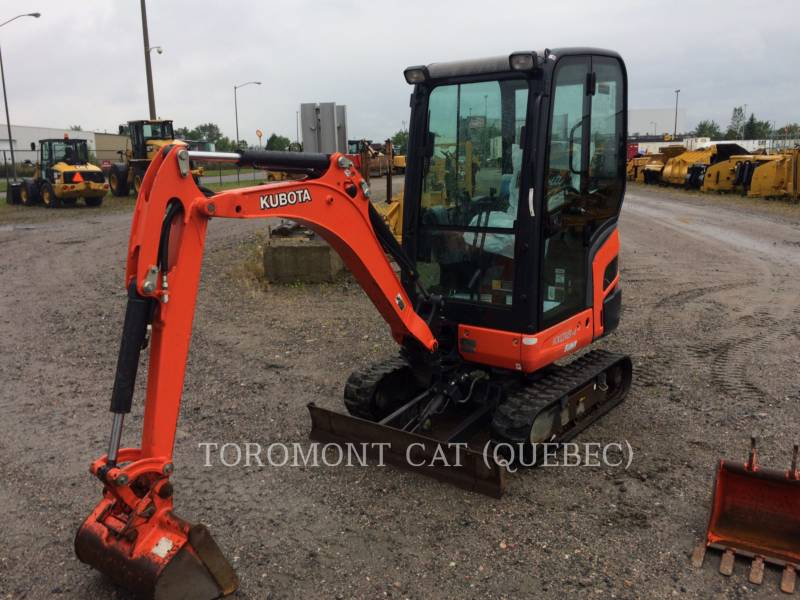 KUBOTA CORPORATION トラック油圧ショベル KX018-4 equipment  photo 1