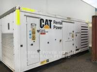 Equipment photo CATERPILLAR 3412C POWER MODULES 1